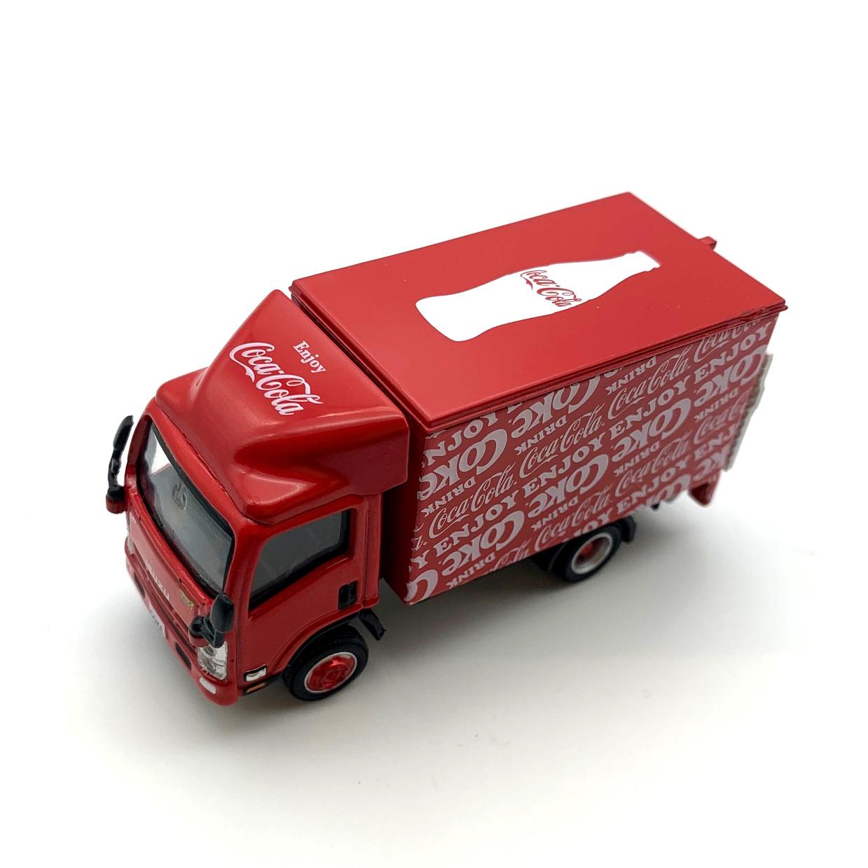 Coca-Cola/コカ・コーラ いすゞ  Nシリーズ トラック