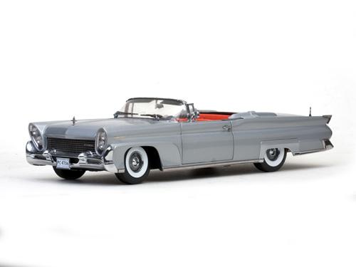 SunStar/サンスター リンカーン コンチネンタル MKIII オープン コンバーチブル 1958 Silver Gray