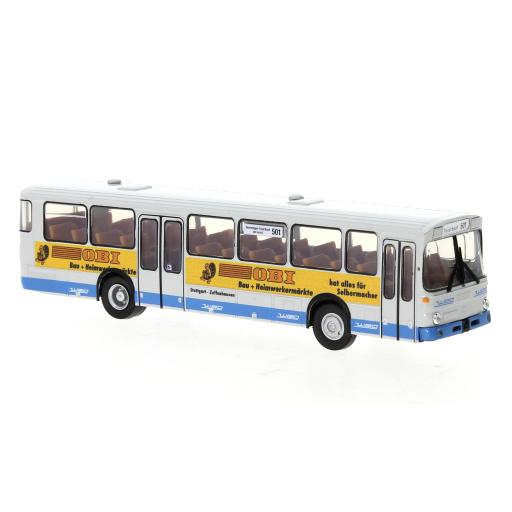 BREKINA/ブレキナ メルセデス O 307 長距離バス WEG Obi 1975