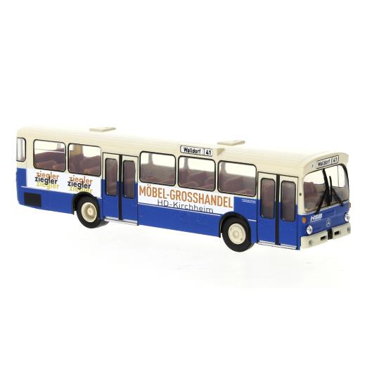 BREKINA/ブレキナ メルセデス O 305 シティバス HSB  Ziegler 1972