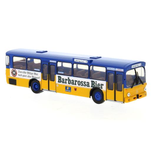 BREKINA/ブレキナ メルセデス O 305 シティバス Kaiserslautern BBK 1972