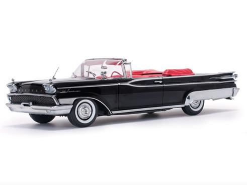 SunStar/サンスター マーキュリー パーク レーン オープン コンバーチブル 1959 ブラック