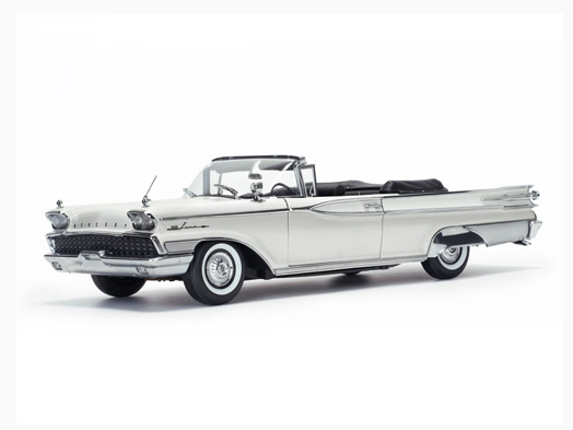 SunStar/サンスター マーキュリー パーク レーン オープン コンバーチブル 1959 マーブルホワイト