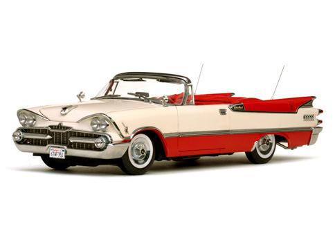 SunStar/サンスター ダッジ カスタム ローヤル ランサー オープン コンバーチブル 1959 Poppy パール