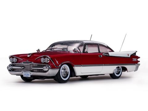 SunStar/サンスター ダッジ カスタム ローヤル ランサー ハードトップ 1959  ルビーパール