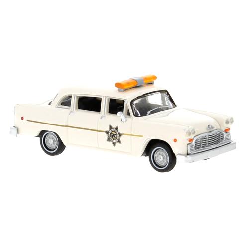 BREKINA/ブレキナ チェッカー キャブ Arizona Police Car