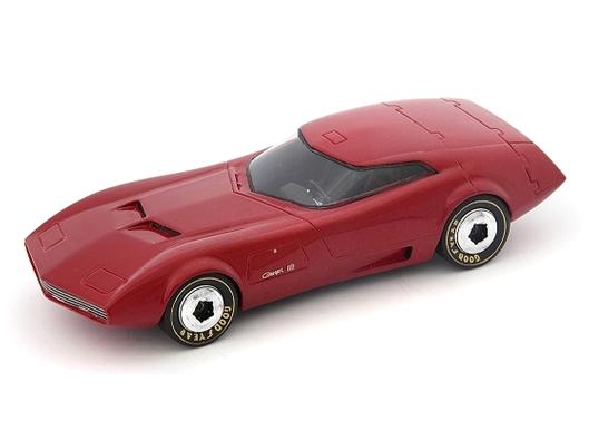 Auto Cult/オートカルト ダッヂ チャージャー III 1968 ダークレッド