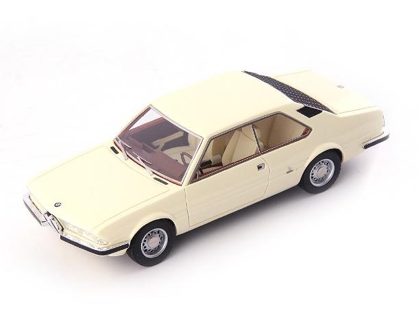 Auto Cult/オートカルト BMW 2200ti Garmisch Bertone 1970 ベージュ