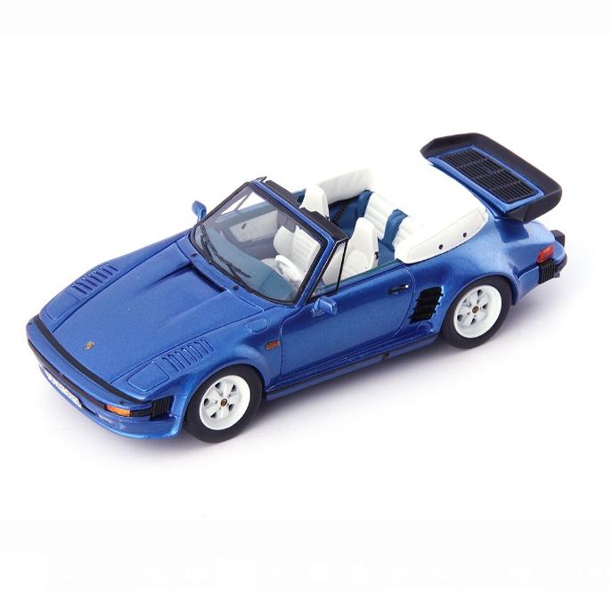 Auto Cult/オートカルト ポルシェ 911 SE  フラットノーズ  コンバーチブル 1988  ブルー