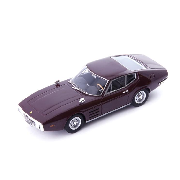 Auto Cult/オートカルト フェラーリ 250 GT SWB Drogo Tadini 1968 ダークレッド