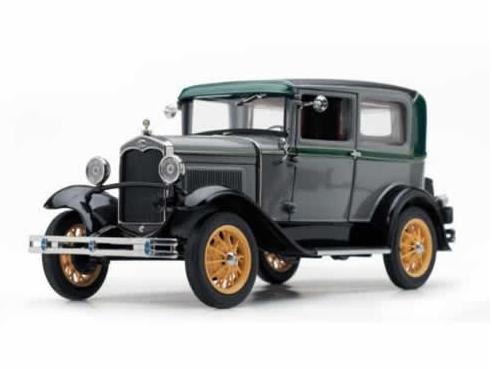 SunStar/サンスター フォード モデル A 1931 Tudor Dawn グレー