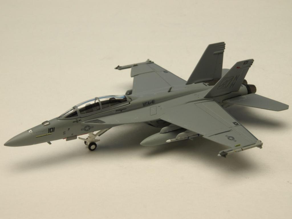 M-SERIES/エム シリーズ F/A-18F アメリカ海軍 NH101 COバード VFA-41