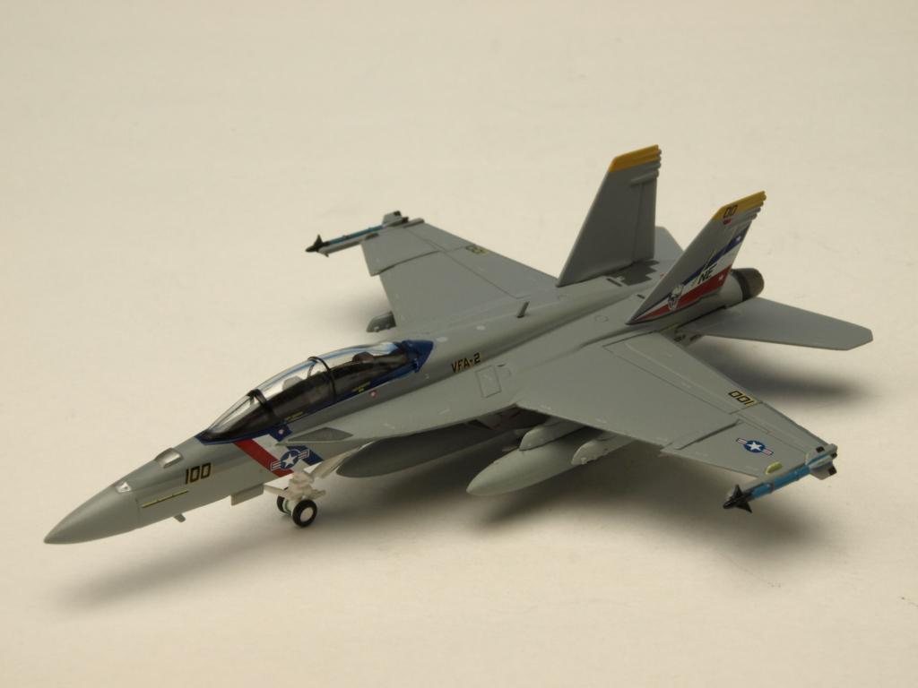 M-SERIES/エム シリーズ F/A-18F アメリカ海軍 VFA-2 バウンティハンターズ CAGバード