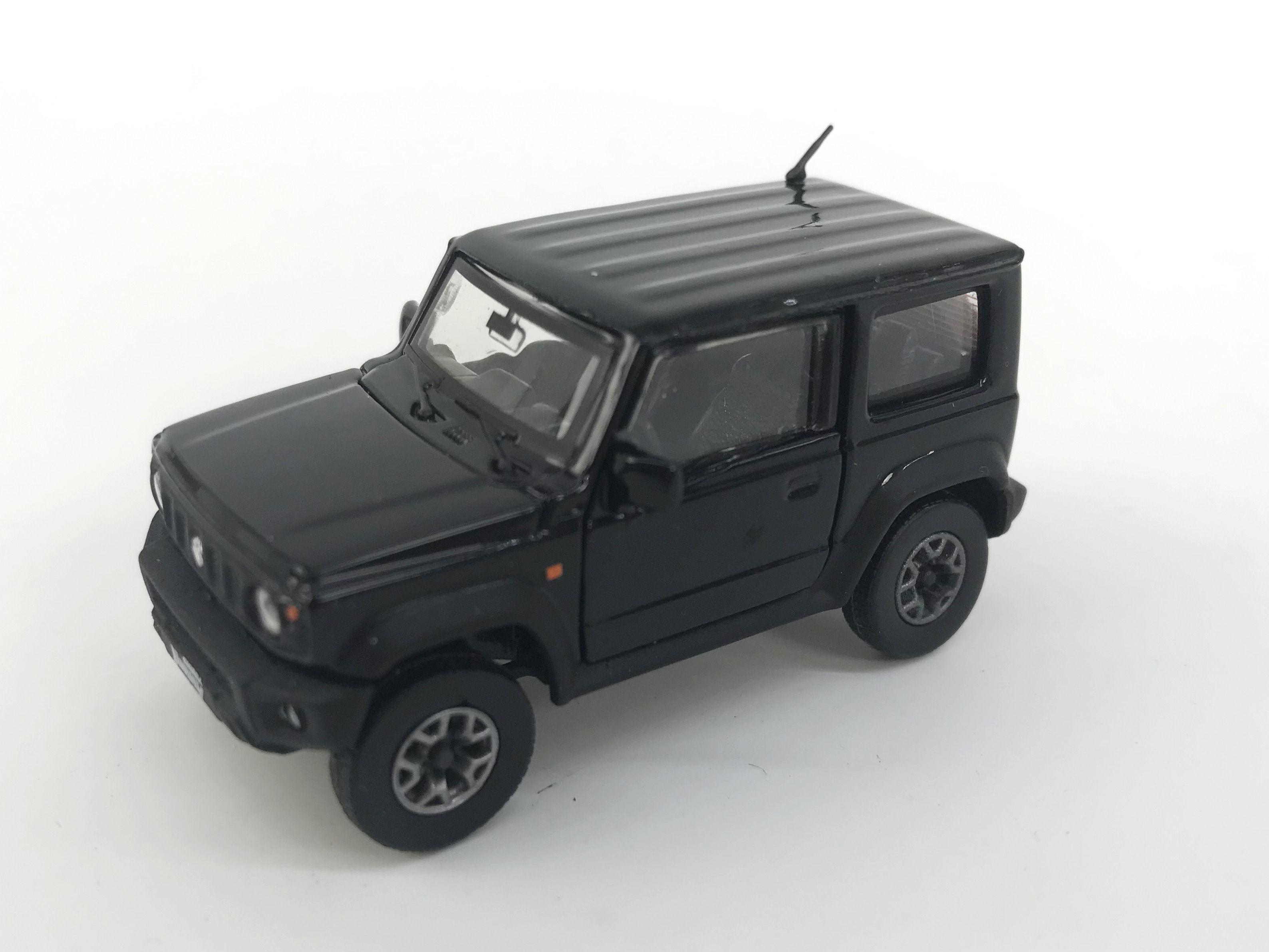 BM CREATIONS スズキ ジムニー (JB74) ブルーイッシュブラックパール 3 LHD