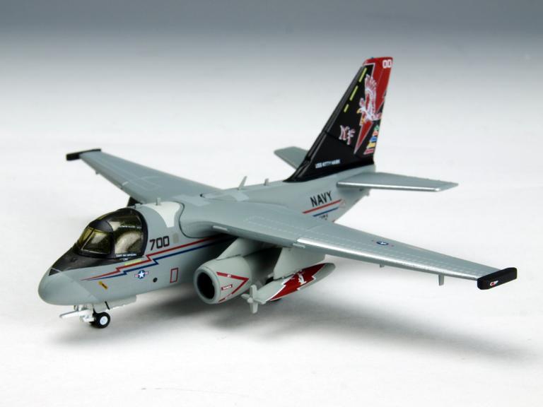 M-SERIES/エム シリーズ S-3B バイキング VS-21 ファイティングレッド・テイルズ NF700  CAG 2