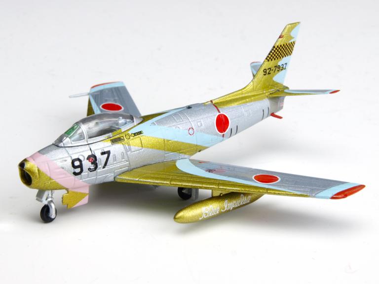 M-SERIES/エム シリーズ F-86F-40 航空自衛隊  ブルーインパルス 初期塗装 リーダー機