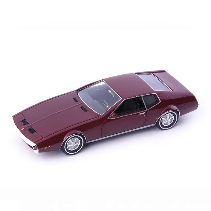 Auto Cult/オートカルト ポンティアック Farago CF 428 1969  ダークレッド