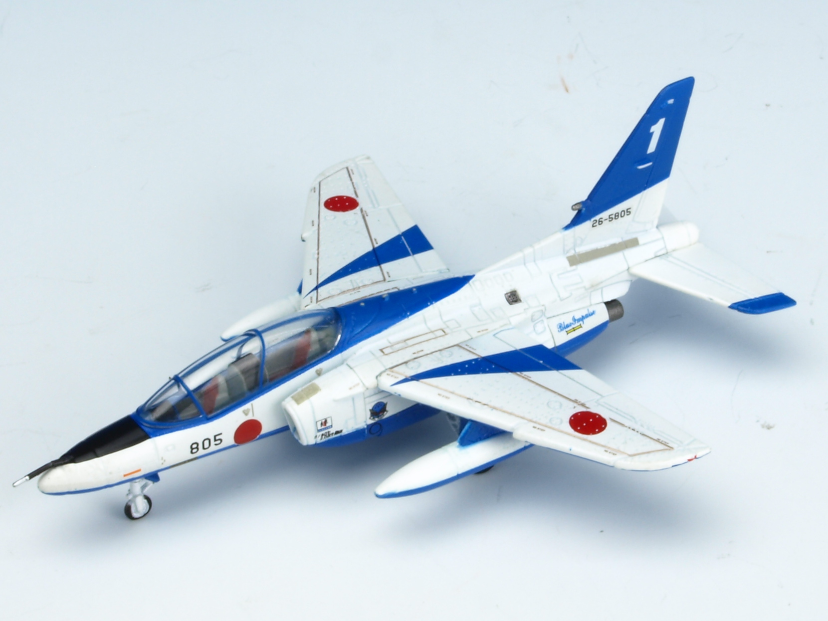 Avioni-X 川崎 T-4 ブルーインパルス #1(26-5805)
