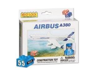 DARON/ダロン ブロック エアバスA380 (55ピース)