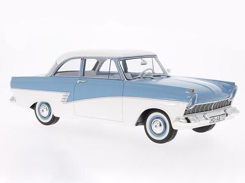 Best of Show/ベストオブショー フォード タウナス 17M P2 57 ライトブルー/ホワイト