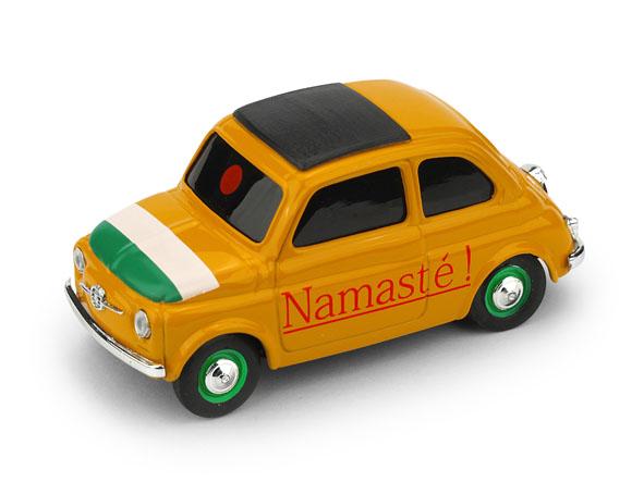 BRUMM/ブルム フィアット 500 インド NAMASTE