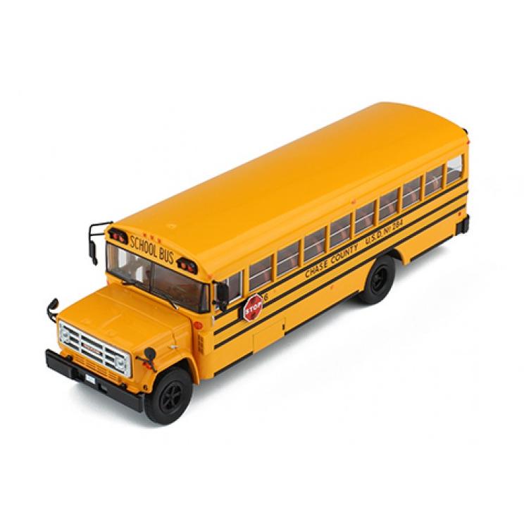ixo/イクソ GMC 6000 スクールバス 1990