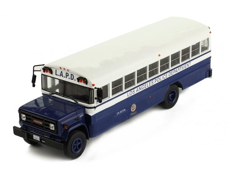 ixo/イクソ GMC 6000 1988 LAPD