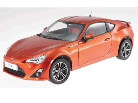 DORLOP/ドアロップ トヨタ GT86 メタリックオレンジ