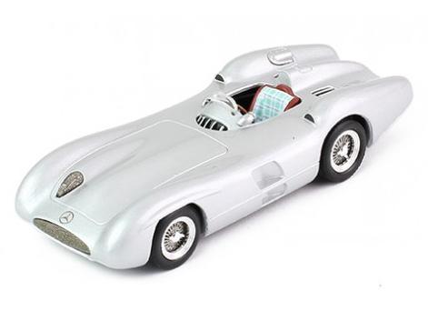 ixo/イクソ メルセデスベンツ W196 R ストリームライナー 1954 シルバー