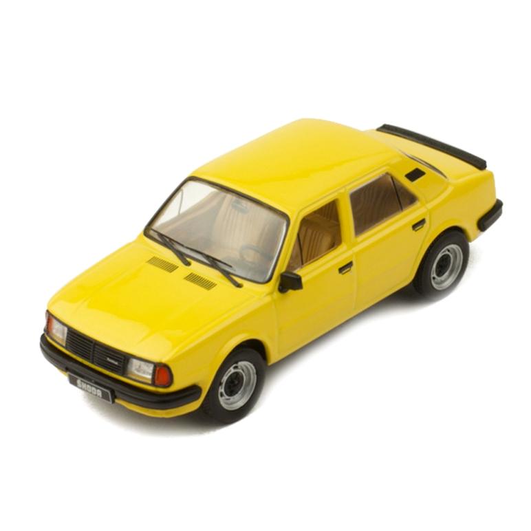ixo/イクソ シュコダ 120L 1983 イエロー