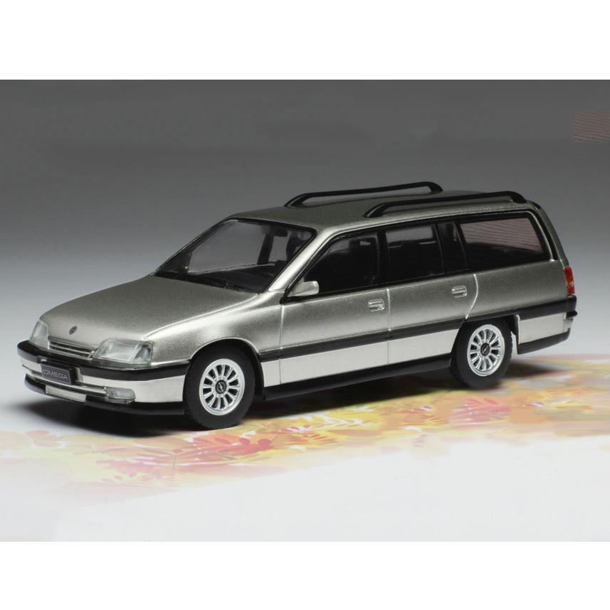 ixo/イクソ オペル  オメガ A2  キャラバン 1990  メタリックグレー