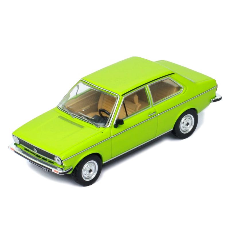 ixo/イクソ VW DERBY LS 1977 メタリックグリーン