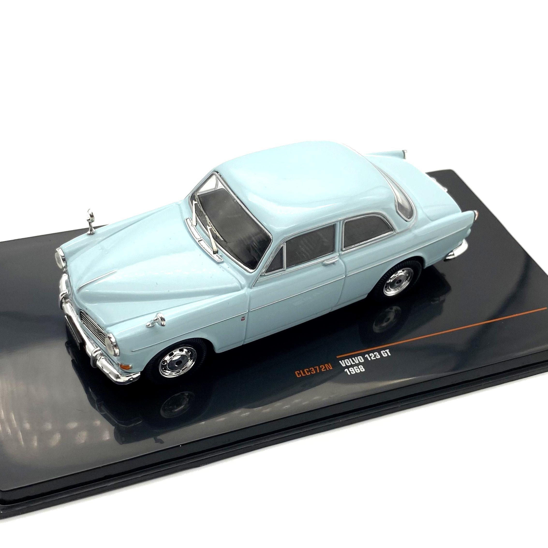 ixo/イクソ ボルボ 123 GT 1968 ライトブルー