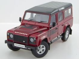 DORLOP/ドアロップ ランド・ローバー  Defender  110  RHD  レッド