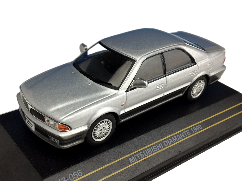 First43/ファースト43 三菱 ディアマンテ 1990 シルバー/グレイ