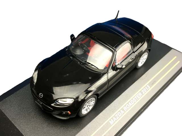 First43/ファースト43 マツダ ロードスター 2013 ブリリアントブラック
