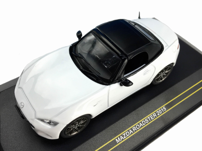 First43/ファースト43 マツダ ニューロードスター 2015 セラミックメタリック (ルーフつき)