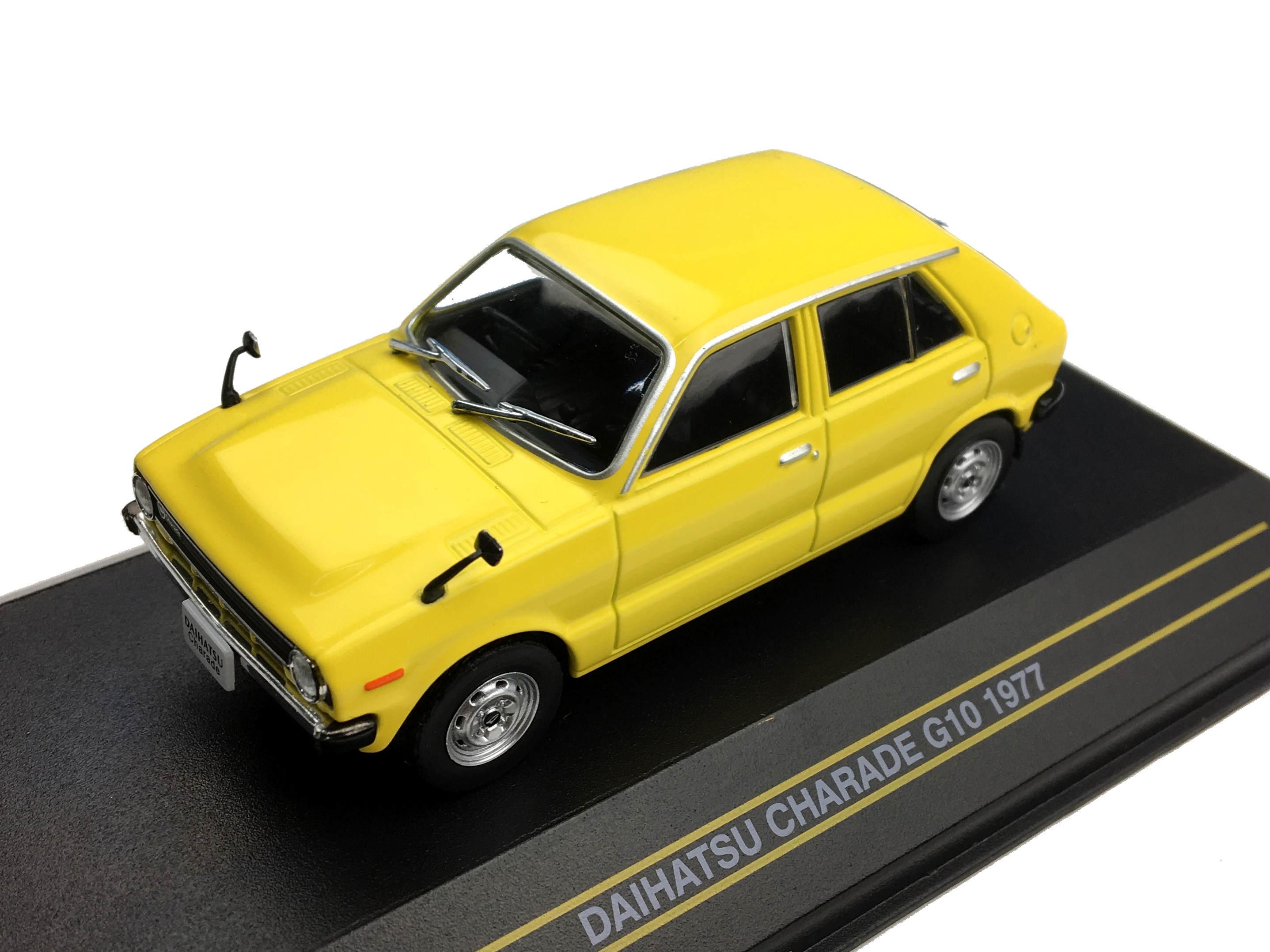 First43/ファースト43 ダイハツ シャレード G10 1977 イエロー