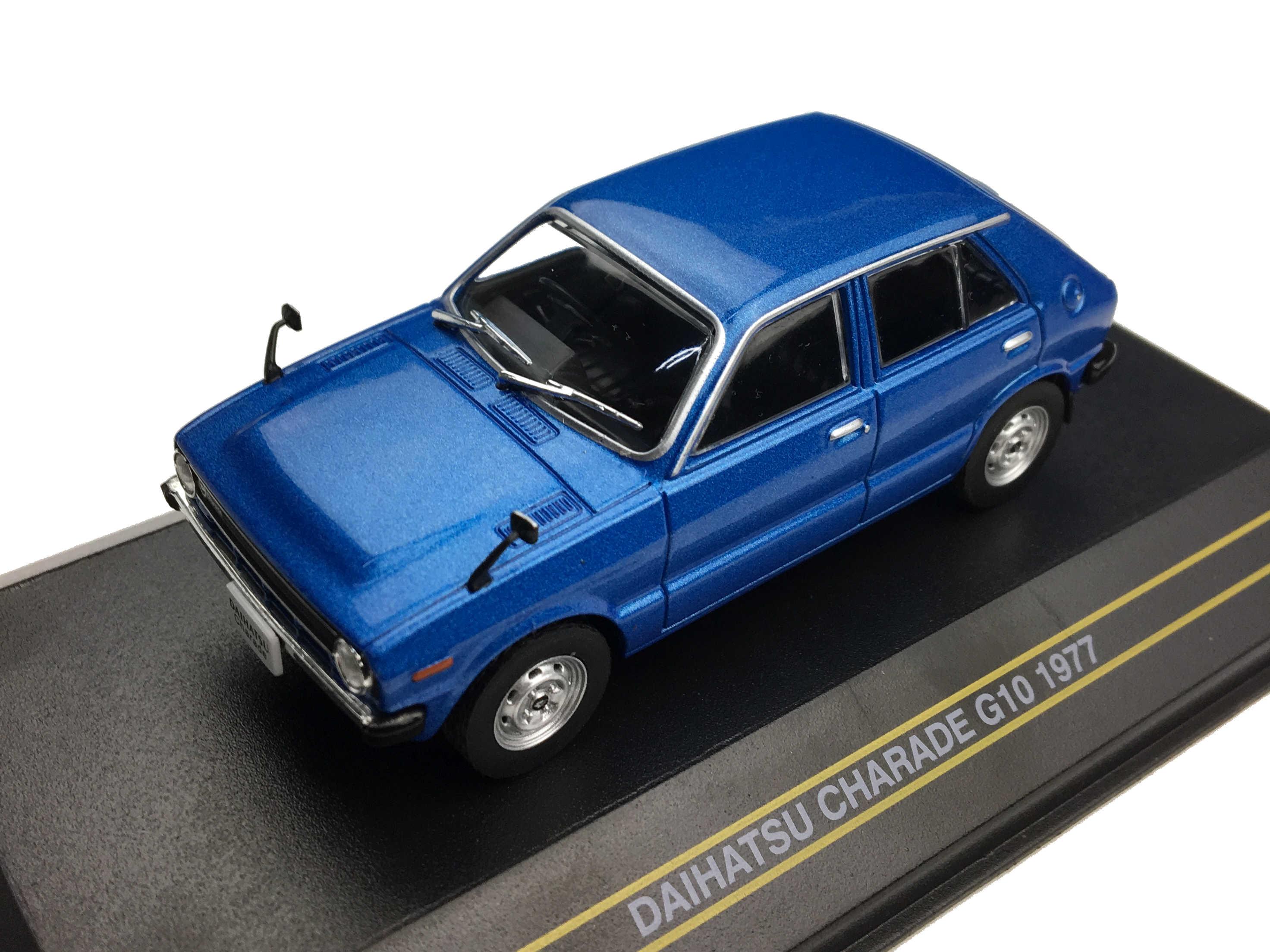 First43/ファースト43 ダイハツ シャレード G10 1977 ブルー