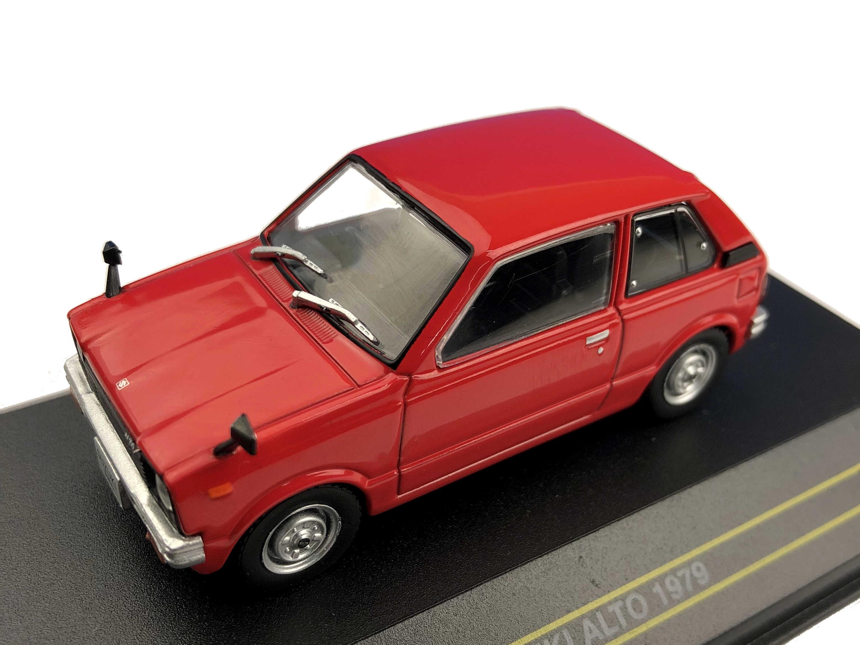First43/ファースト43 スズキ アルト 1979 レッド