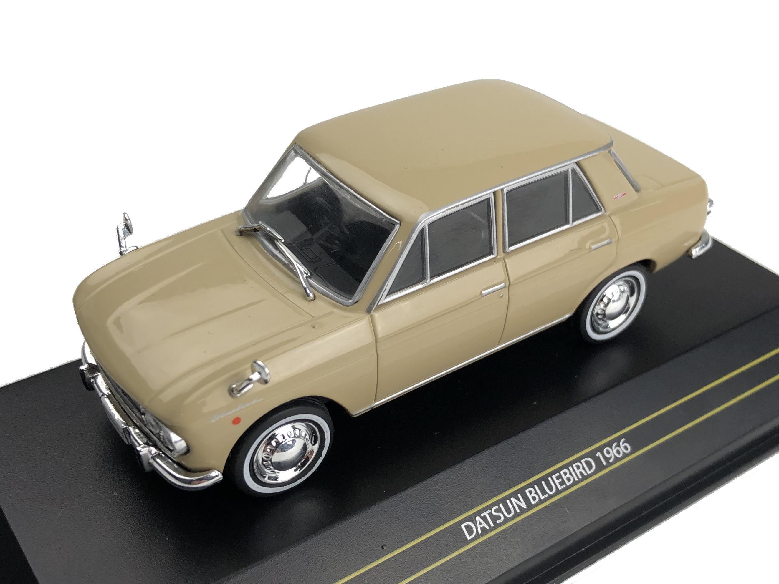 First43/ファースト43 ダットサン ブルーバード  1966年 ベージュ
