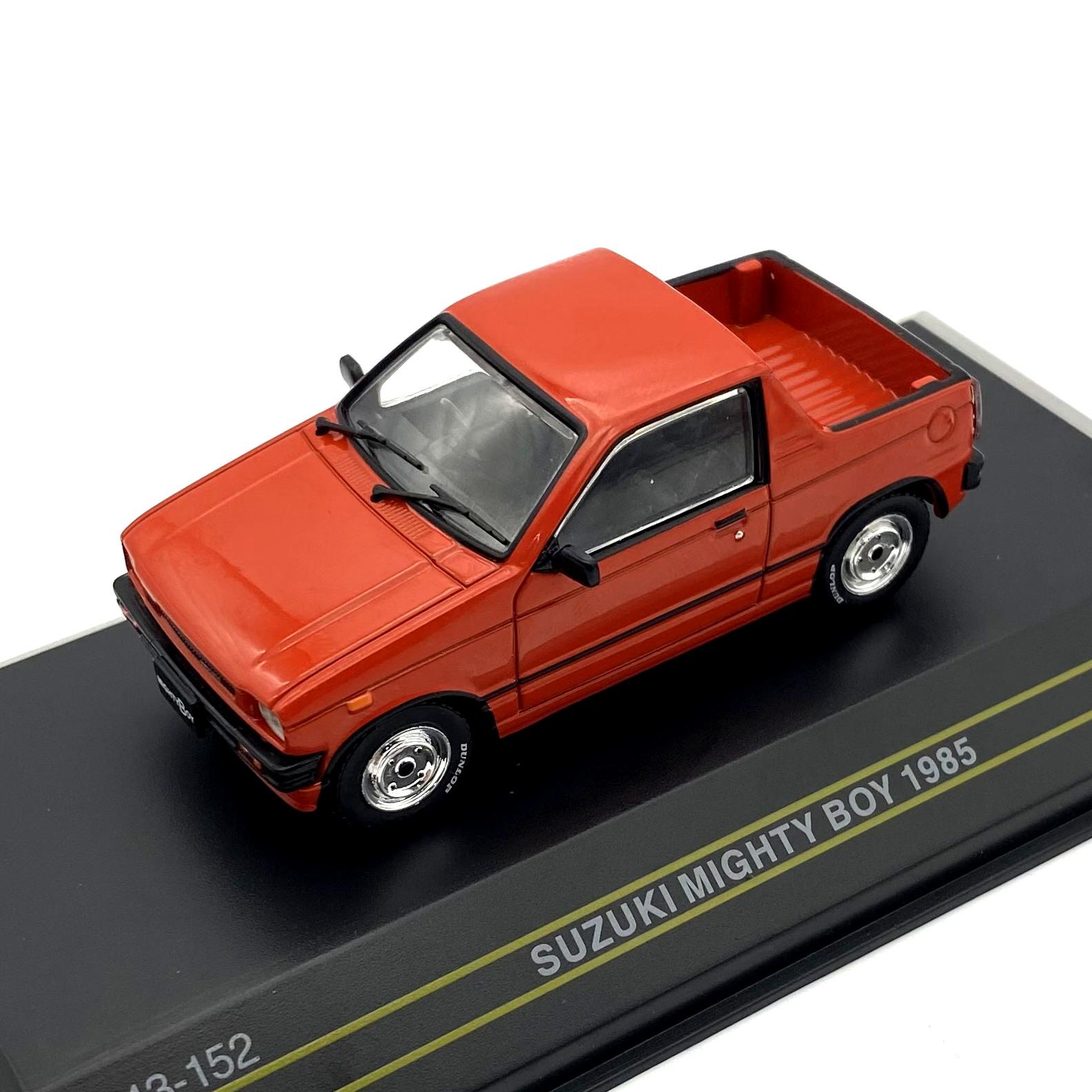 First43/ファースト43 スズキ マイティボーイ 1985 レッド