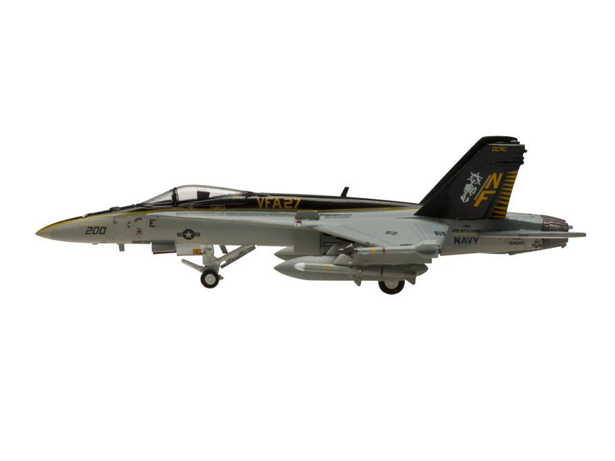 M-SERIES/エム シリーズ F/A-18C ホーネット 米海軍 VFA-27 CA