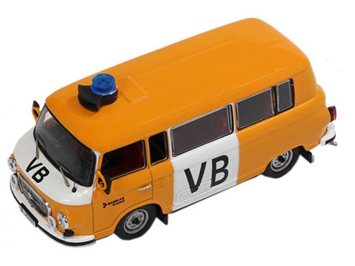 IST/イスト バルカス B1000 VB チェコ警察 70