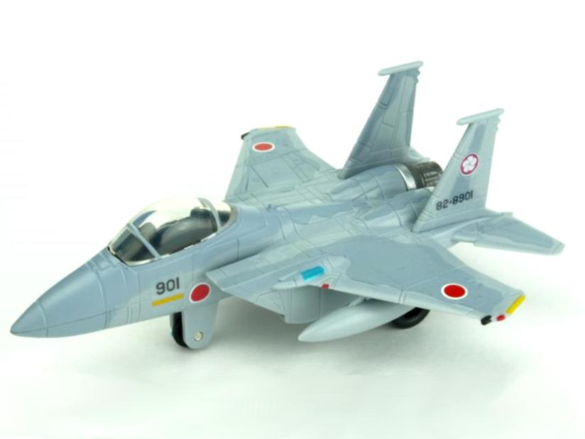 プルバック イーグル 戦闘機