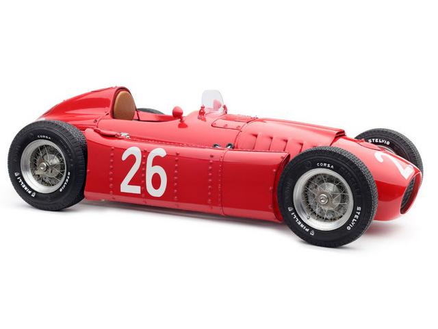 CMC/シーエムシー ランチア D50 1955 モナコGP #26 Alberto Ascari