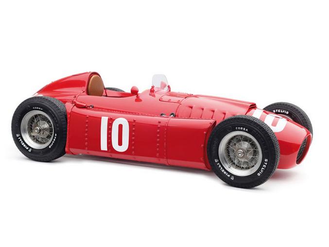 CMC/シーエムシー Lancia D50 1955 GP Pau #10  Castellotti