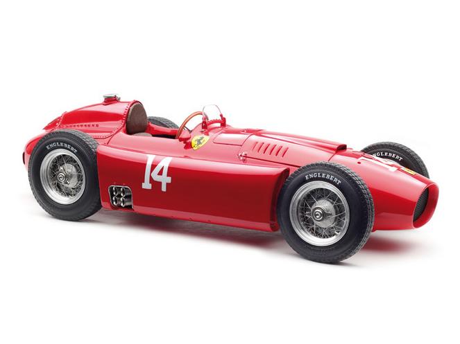 CMC/シーエムシー フェラーリ D50 1956年フランスGP #14 P. Collins