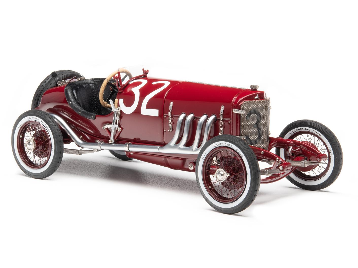 CMC/シーエムシー メルセデス タルガフローリオ 1924 #32 C. Lautenschlager / W. Traub