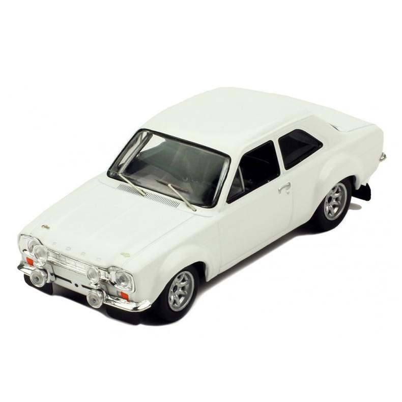 ixo/イクソ フォード エスコート MKI RS1600 1971  ラーリースペック オールホワイト